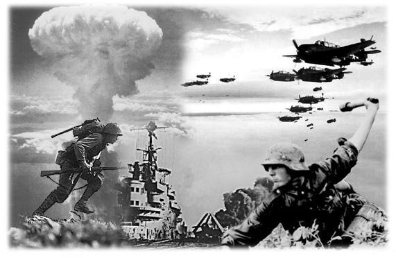 resumen de la segunda guerra mun